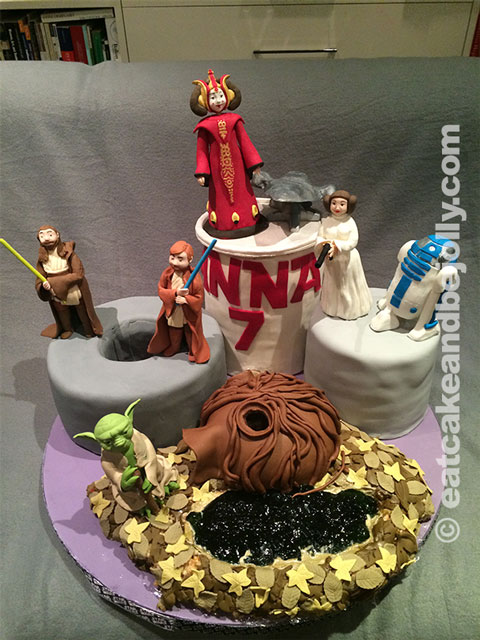 Cakes By Daddy Eat Cake And Be Jolly